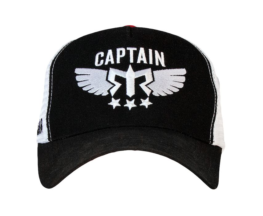 Ragnar Captain's Technical Trucker Hat
