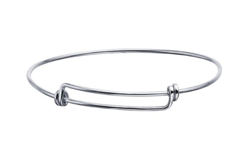 Scott James 1.6mm Expandable Bangle Bracelet