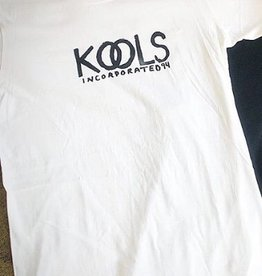 KOOLS INC KOOLS INC BASIC TEE - WHITE