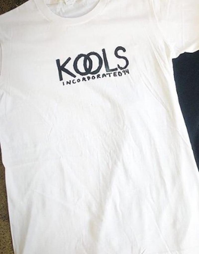 KOOLS INC KOOLS INC BASIC TEE - WHITE