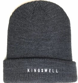 KINGSWELL KINGSWELL BEANIE EMBROIDERED
