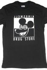 KINGSWELL KINGSWELL X DRUGSTORE TEE