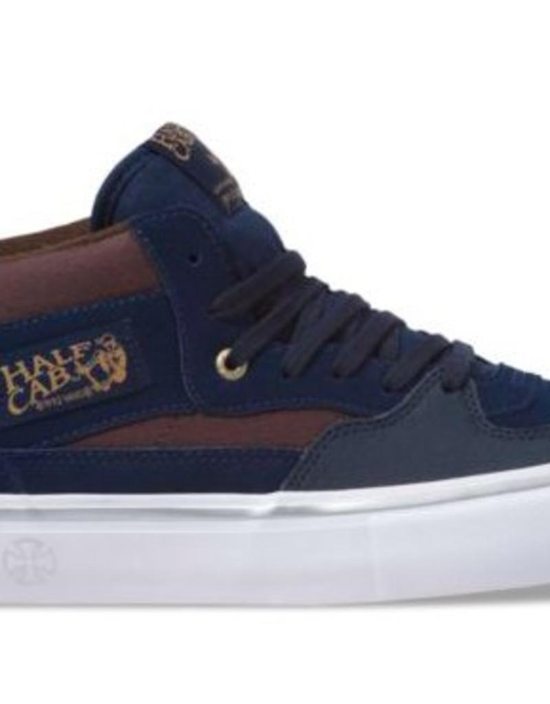 39fa85c7e6 VANS X INDEPENDENT HALF CAB PRO - DRESS BLUES - KINGSWELL