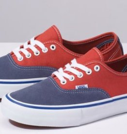 VANS VANS AUTHENTIC PRO - HOT SUACE
