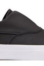 HUF FOOTWEAR HUF DYLAN SLIP ON - BLACK/WHITE