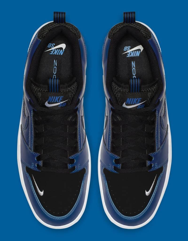 NIKE NIKE SB AIR FORCE 2 LOW QS - INTL BLUE