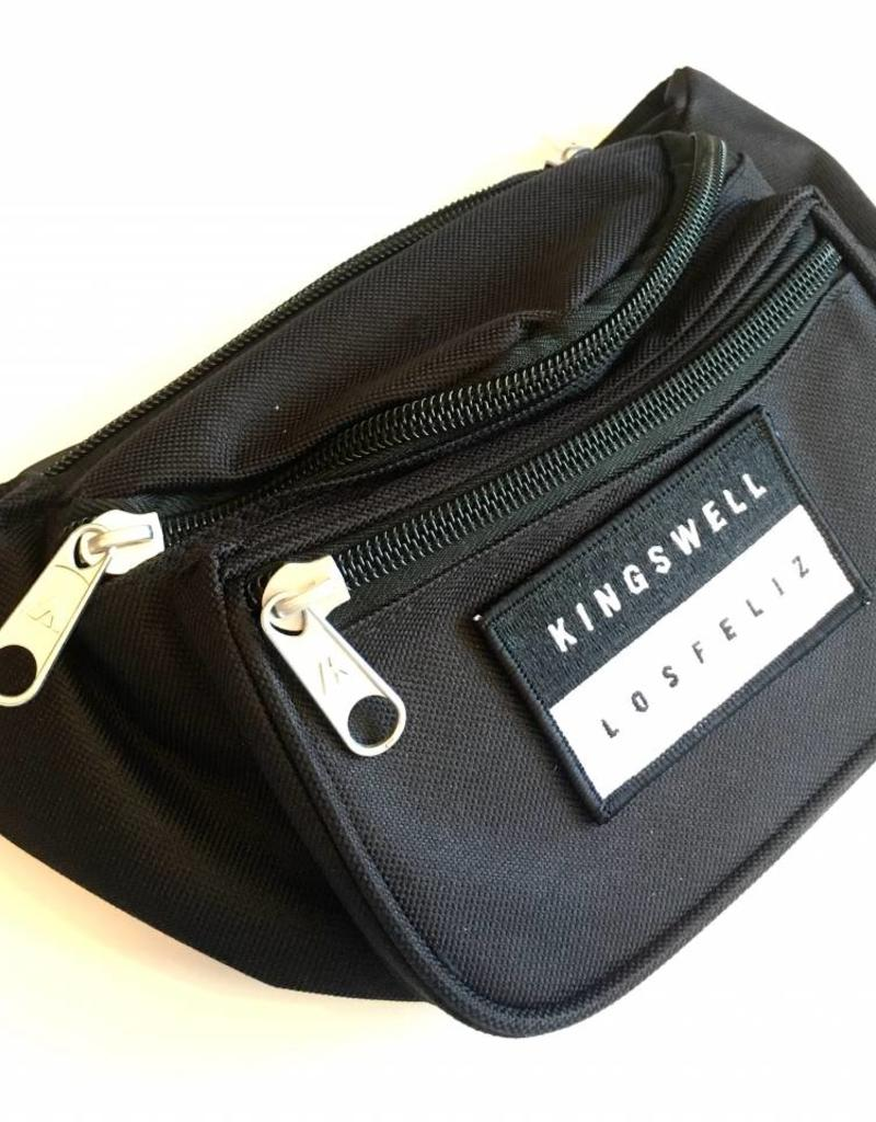 KINGSWELL KINGSWELL PATCHED HIP PACKS