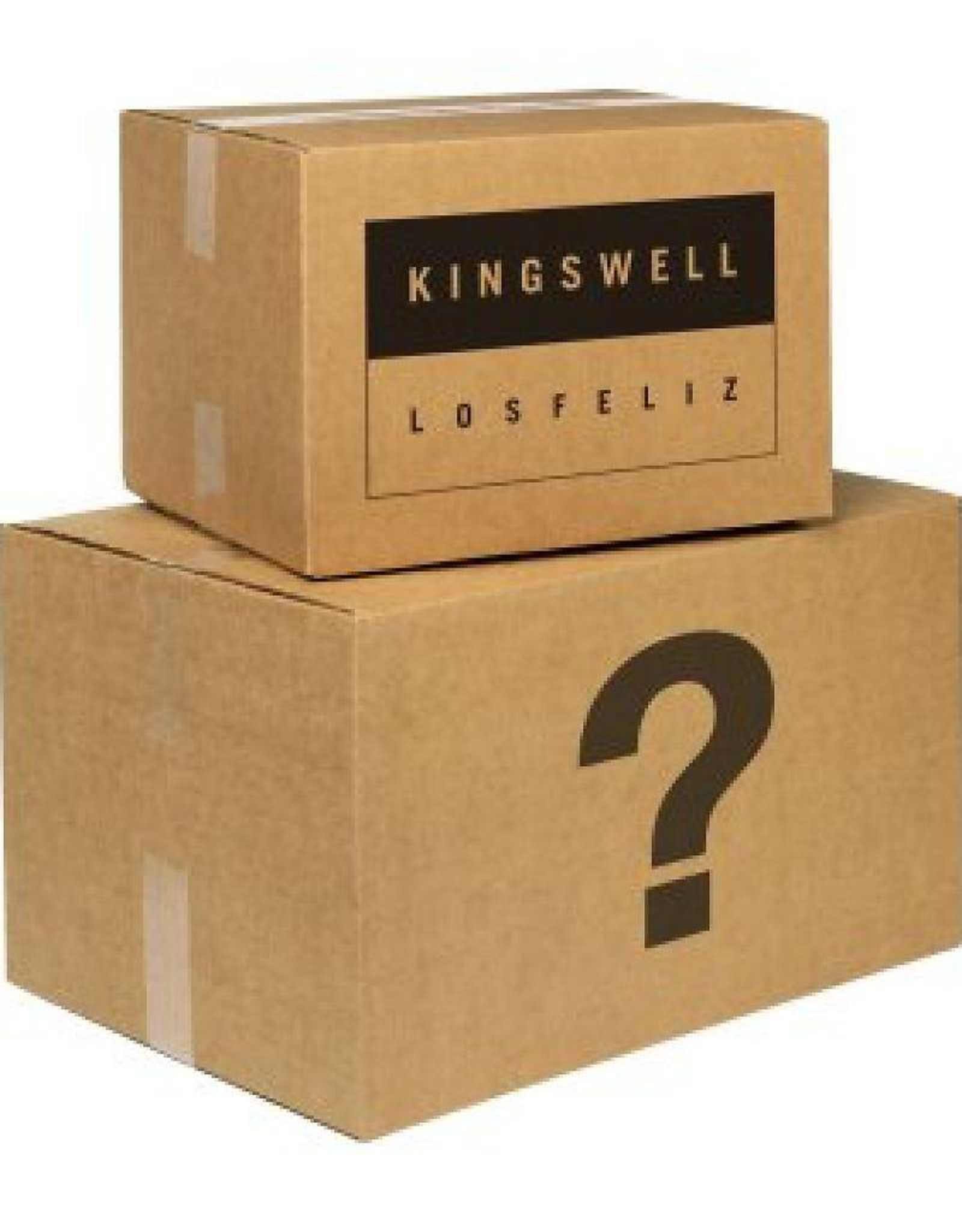 KINGSWELL MYSTERY TEE LONG SLEEVE BOX