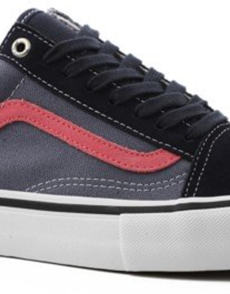26e56ebcce1 VANS OLD SKOOL PRO - SKY CAPTAIN PINK - KINGSWELL