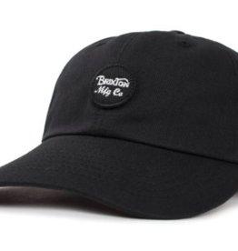 BRIXTON BRIXTON WHEELER MP CAP - BLACK