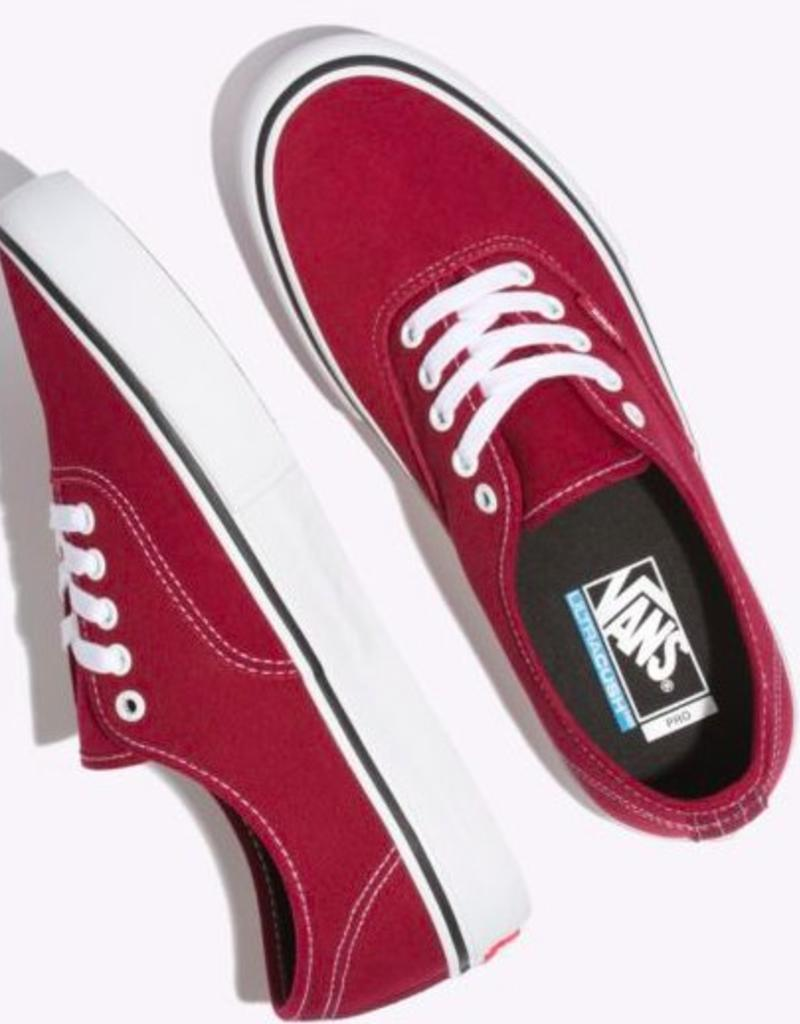 VANS VANS AUTHENTIC PRO - RUMBA RED/PORT ROYALE