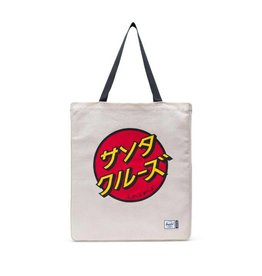 HERSCHEL HERSCHEL X SANTA CRUZ TOTE BAG - JAPANESE/NATURAL