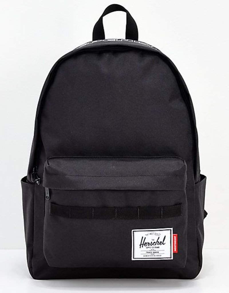 HERSCHEL HERSCHEL X INDEPENDENT CLASSIC X-LARGE BACKPACK - BLACK