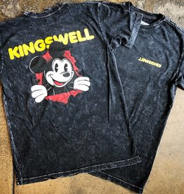 KINGSWELL KINGSWELL MICKEY RIPPER TEE