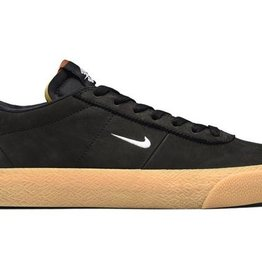 NIKE NIKE SB ZOOM BRUIN ISO - (ORANGE LABEL) BLACK/WHITE-SAFETY ORANGE