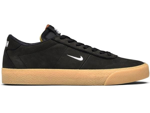 37d598b0603e NIKE SB ZOOM BRUIN ISO - (ORANGE LABEL) BLACK WHITE-SAFETY ORANGE -  KINGSWELL