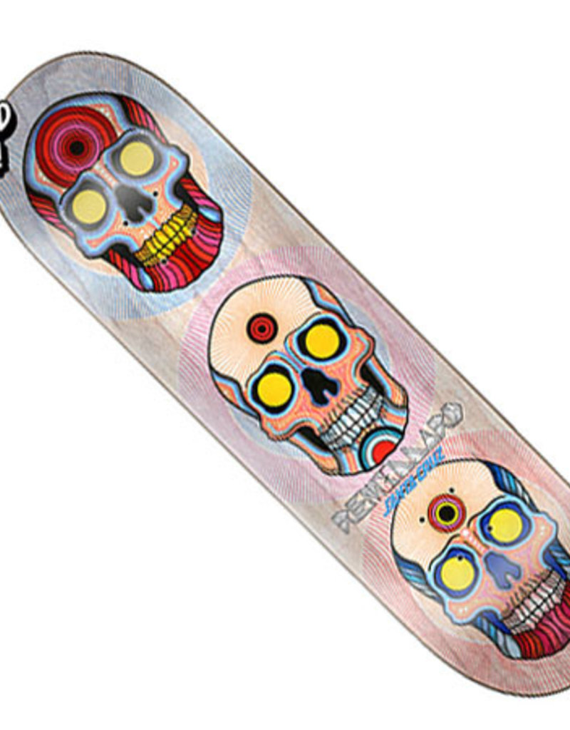 SANTA CRUZ SANTA CRUZ REMILLARD POWER OF THREE DECK