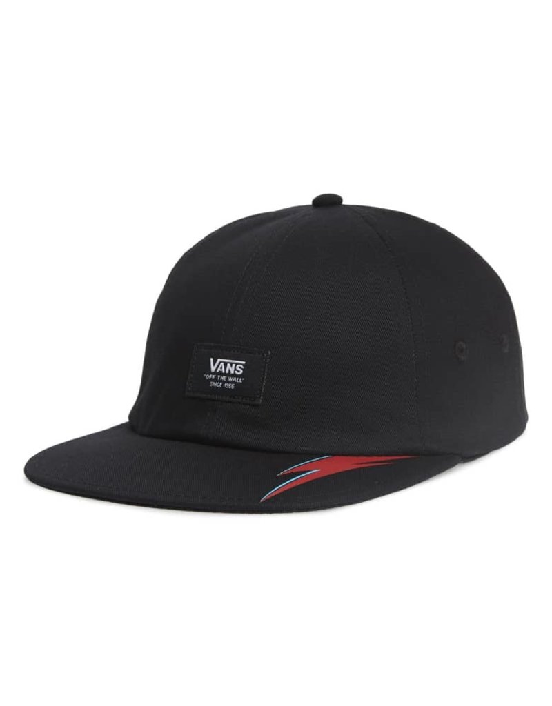 VANS VANS X BOWIE ALLADIN SANE HAT - BLACK
