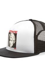 VANS VANS X BOWIE SERIOUS MOON HAT - WHITE/BLACK