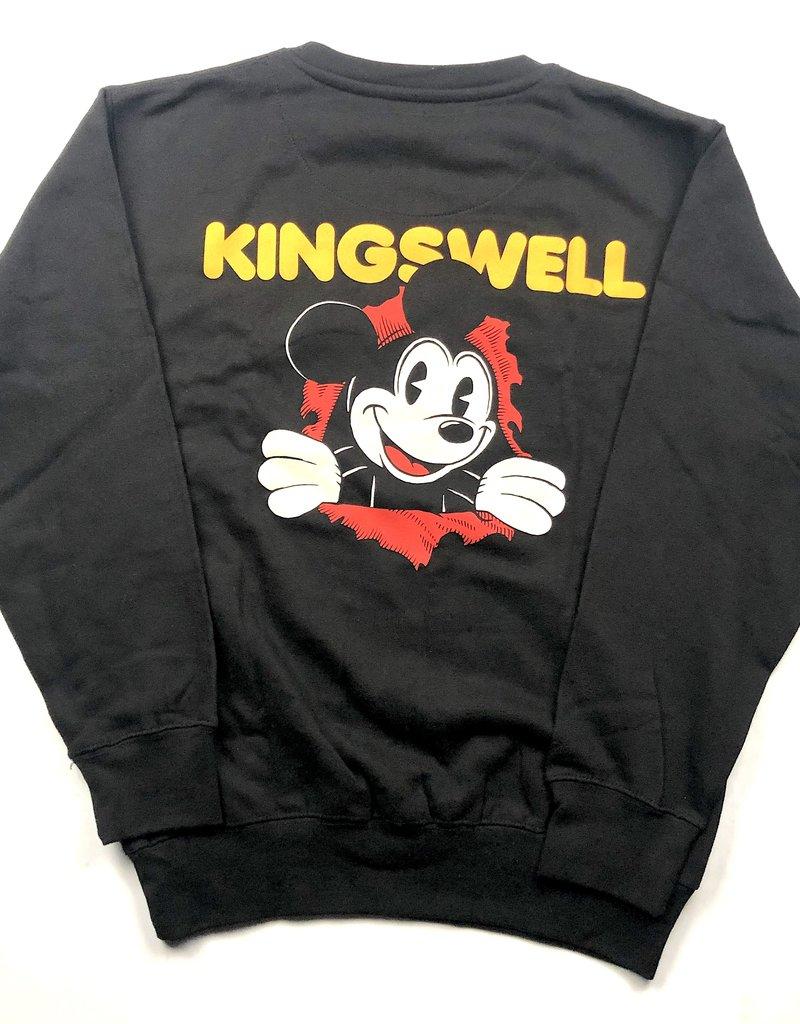 KINGSWELL KINGSWELL MICKEY RIPPER FLEECE