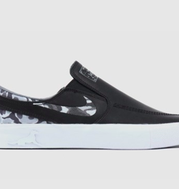 NIKE NIKE SB ZOOM JANOSKI SLIP RM QS - BLACK/MULTI-COLOR-WHITE