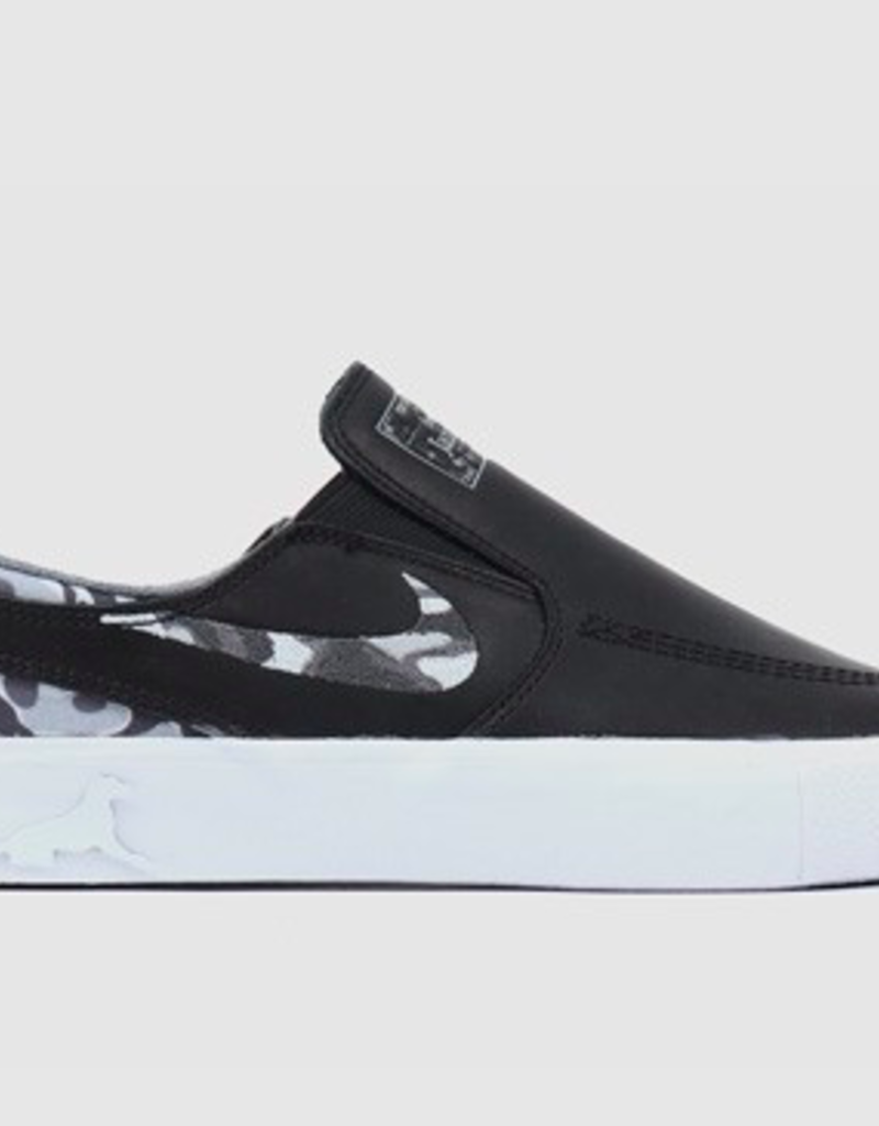 chaussures de séparation ff945 efda2 NIKE NIKE SB ZOOM JANOSKI SLIP RM QS - BLACK/MULTI-COLOR-WHITE