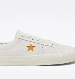 CONVERSE CONVERSE ONE STAR PRO AS 2 - WHITE/COAST/UNIVERSITY