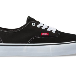 VANS VANS AUTHENTIC PRO - BLACK/TRUE WHITE