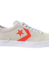 CONVERSE CONVERSE CHECKPOINT PRO OX - WHITE/HABANERO RED/WHITE