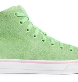 ADIDAS ADIDAS NIZZA HI RFS - SPRING GREEN/CLOUD WHITE/LIGHT PINK