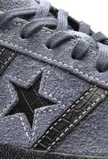 CONVERSE CONVERSE ONE STAR ACADEMY SB OX - SHARKSKIN/BLACK/BLACK