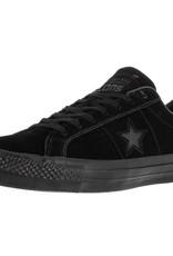 CONVERSE CONVERSE ONE STAR PRO OX - BLACK/BLACK/BLACK
