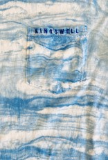 KINGSWELL KINGSWELL K-DUB HOMETOWN EMBROIDERED POCKET TEES