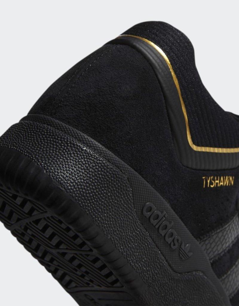ADIDAS ADIDAS TYSHAWN - CORE BLACK/GOLD
