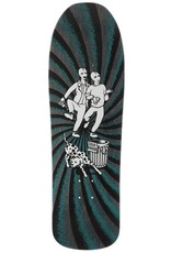 THE NEW DEAL THE NEW DEAL (SCREENED) DECK OG FISH SHAPE