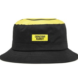 CHINATOWN MARKET CHINATOWN MARKET SMILEY BUCKET HAT - BLACK