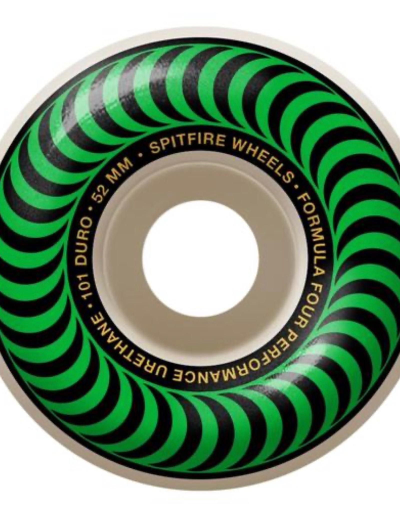 SPITFIRE F4 101 CLASSICS WHEEL (ALL SIZES)