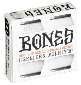 BONES HARDCORE BUSHINGS WHITE - HARD