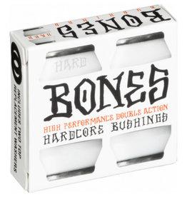 BONES HARDCORE BUSHINGS WHITE - HARD