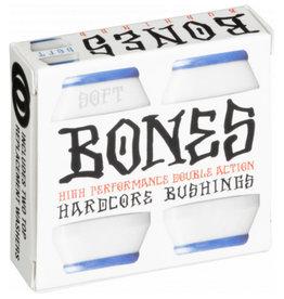BONES HARDCORE BUSHINGS WHITE - SOFT