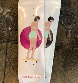 LESS THAN LOCAL LESS THAN LOCAL CHICK STCK DECK - (ALL SIZES)