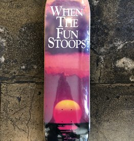 LESS THAN LOCAL LESS THAN LOCAL FUN STOOPS DECK - (ALL SIZES)