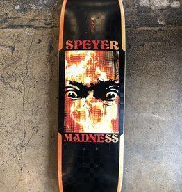 MADNESS MADNESS SPEYER FIRE FLANNEL DECK - 9.125