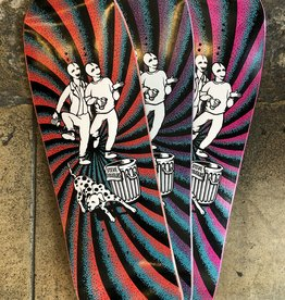 THE NEW DEAL NEW DEAL DOUGLAS CHUMS (SCREEN PRINT) DECK - 9.76