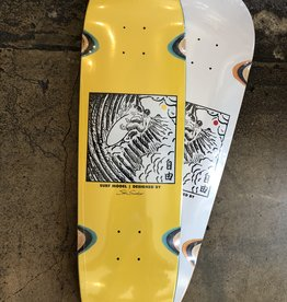 POLAR SKATE CO. SHIN SANBONGI FREEDOM DECK - (ALL COLORS)  8.625