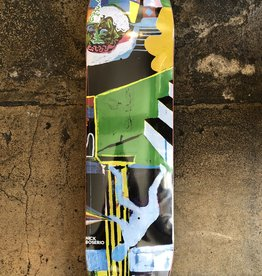 POLAR SKATE CO. NICK BOSERIO MEMORY PALACE DECK - 8.0