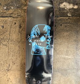 POLAR SKATE CO. SO HERE IT ENDS DECK - P9 8.625