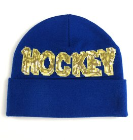 HOCKEY ICE BEANIE