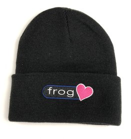 FROG FROG PERFECT HEART BEANIE