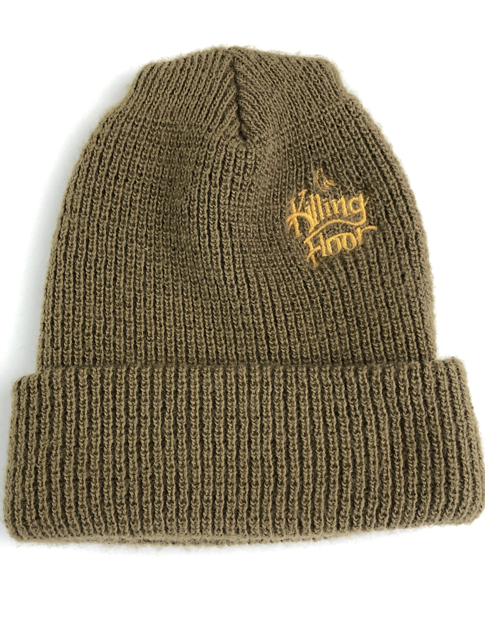 THE KILLING FLOOR WATCHCAP BEANIE - (ALL COLORS)